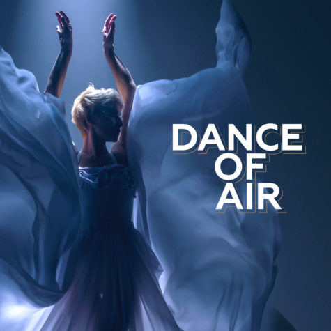 "Дизайн презентации ""Dance of Air"""
